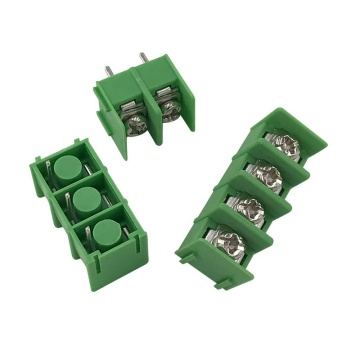 7.62mm pitch PCB barrier terminal block connector
