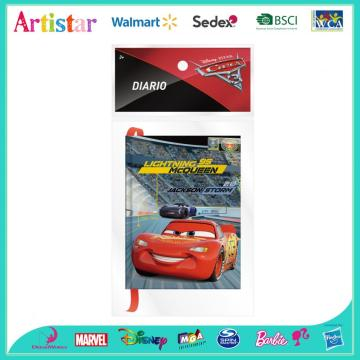 DISNEY&PIXAR CARS opp bag packing diary