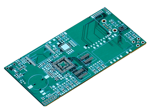 12 Layer HDI PCB Board