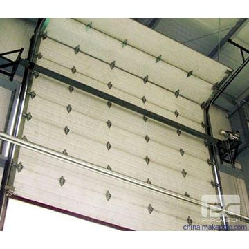 Aluminum Alloy Overhead Rolling Industrial Upgrading Door