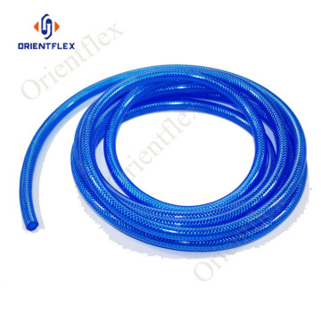 pvc flexible braided reinforced garden hose