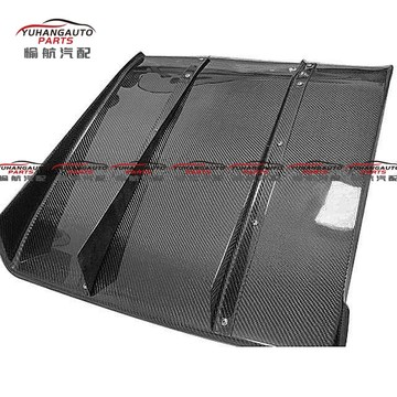 Rear Spoiler Foor Mounting