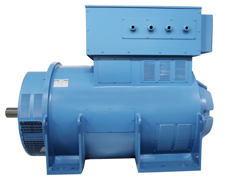 Evotec Th Series 1800kw High Voltage Alternators