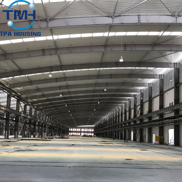 steel structure construction design factory warehouse