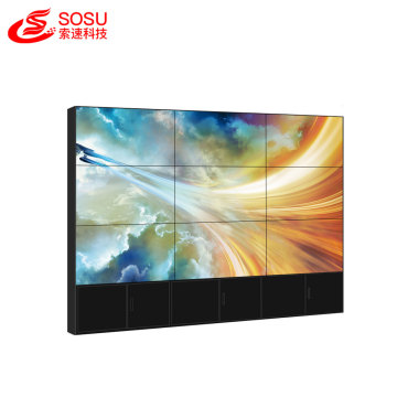 full HD digital signage LCD video wall