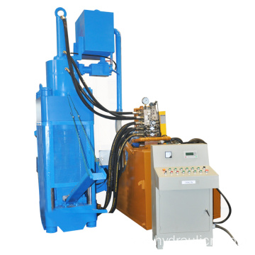 Factory Automatic Metal Sawdust Birquetting Machine