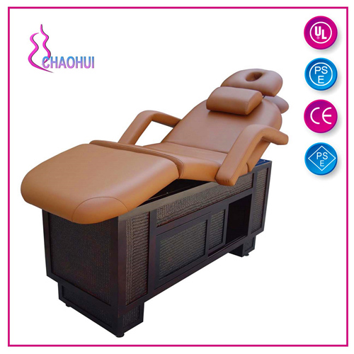 Full automatic electric facial bed