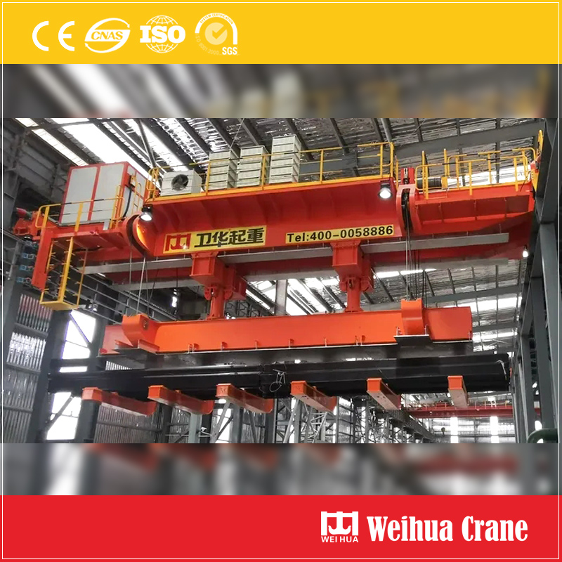 Intelligent Queching Crane
