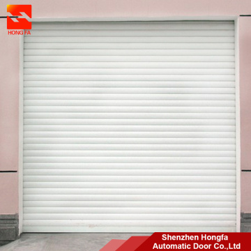 Exterior Aluminium Security Roller Shutter Door