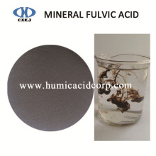 Natural mineral fulvic acid for foliar spray