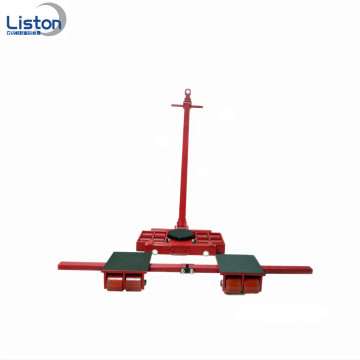8 Ton Trolley Roller Skate Warehouse Moving Tools
