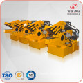 Crocodile Steel Scraps Aluminum Steel Pipe Cutting Shear
