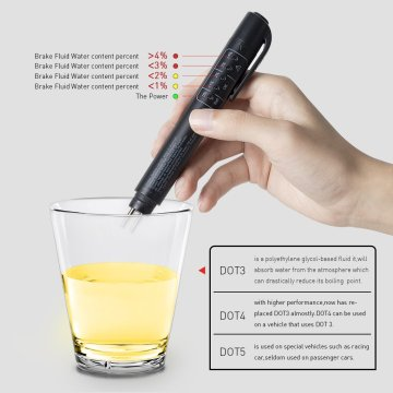 Automotive Brake Fluid tester Liquid tool