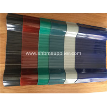 High Strenght Lightweight  Environmental FRP Roofing Sheet