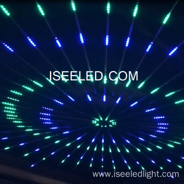 LED Pixel RGB Tube DMX512 Program