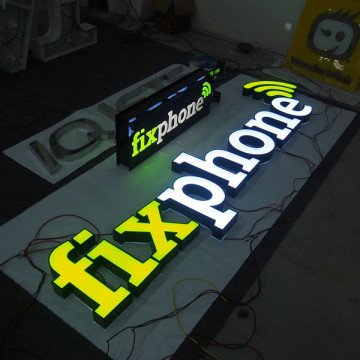 Outdoor Led Signage Boards for Businesses