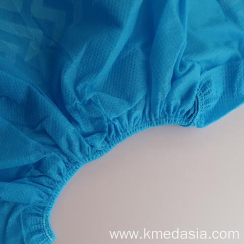 Nonwoven waterproof dustproof shoe raincoat protection cover