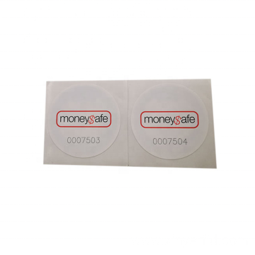 13.56MHz Passive HF RFID NFC Tag Label Stickers
