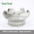 High-quality  KM45 degree Face Mills