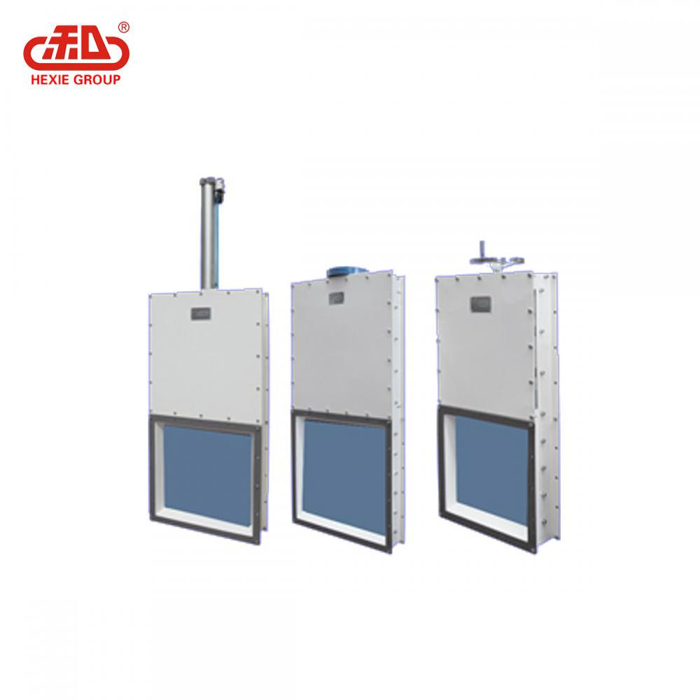 pneumatic gate For Animal Feed