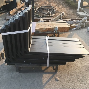 20t forged forks pallet forks for heavy crane