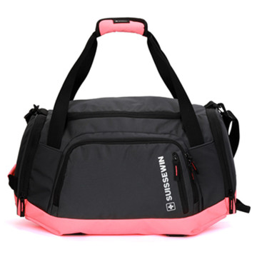 Swisswin Travel  Leisure Diagonal Portable Running Bag
