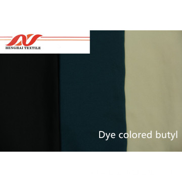 Dye colored butyl 80gsm 148cm
