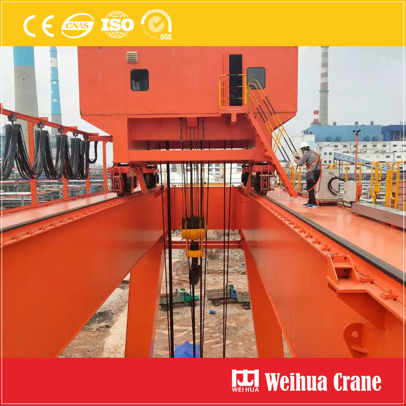 Gantry Crane Rail Mounted