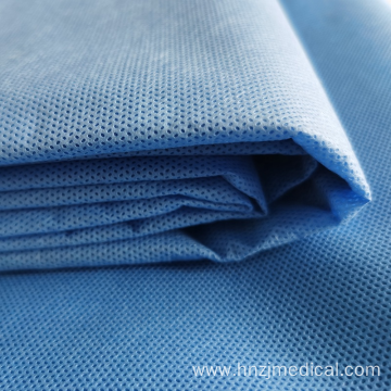 Blue Surgical Medical Cloth