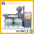 oil press with filter machine