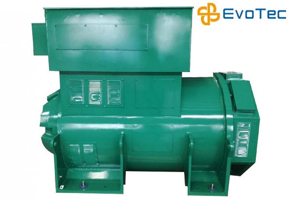 IP23-55 Diesel Electric Generator