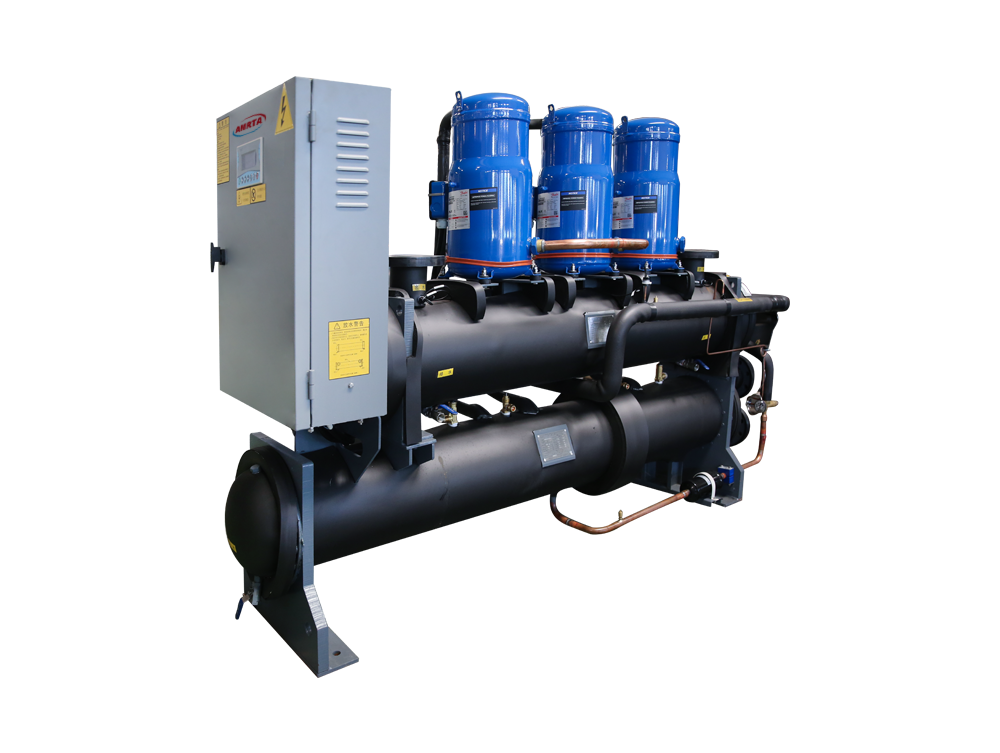Modular Water Cooled Chiller