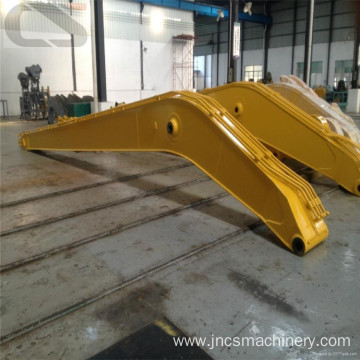 30ton 35ton Long reach arm Floating excavator for swamp