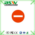 Traffic Sign Height BSW