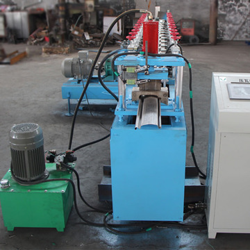 Metal Rolling Shutter Slats Door Roll Forming Machine