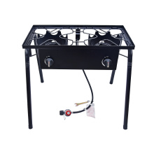 Outdoor Propane Double Burner