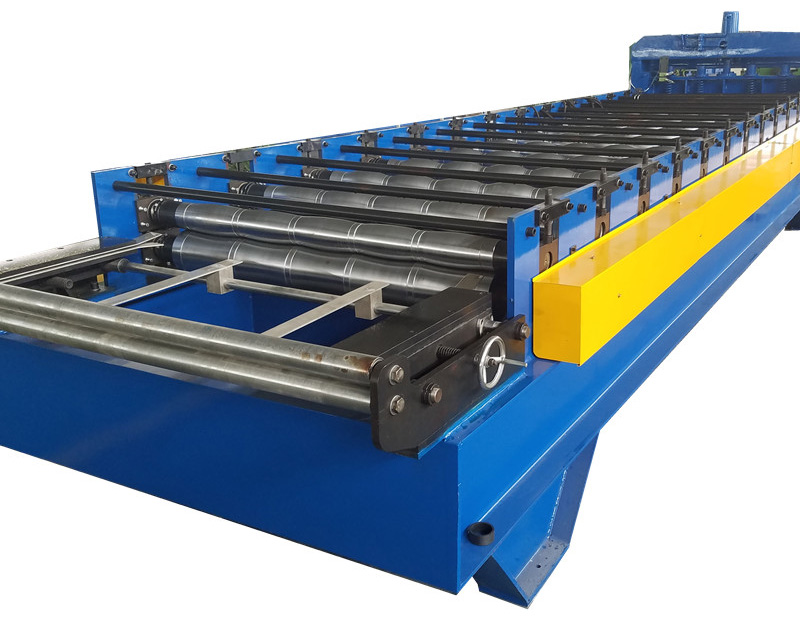 Metal Tile Forming Machine