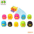 CQS623-9 CQS soft ducks 10PCS with BB sound