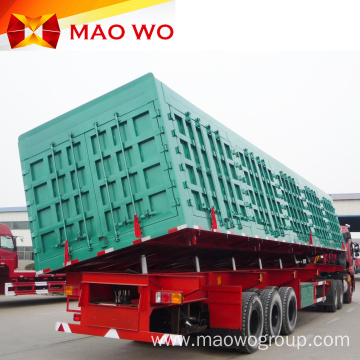 Excellent Quality 70ton Side Dump Tipper Trailer