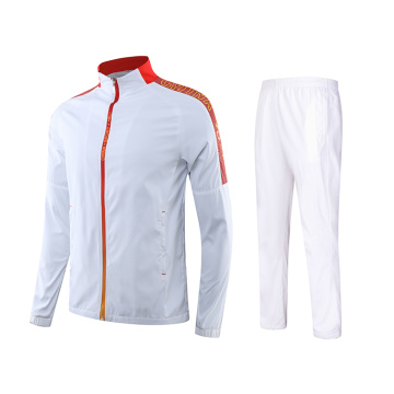 Multi-color award tracksuit for training
