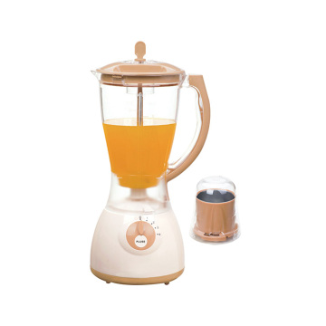 Blender food processor juicer with removable jar