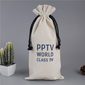 Canvas Tote Bags drawstring bag