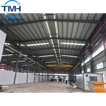 prefab steel metal shed warehouse workshop buildings
