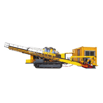 4000KN HDD Drilling Rig Optical Fiber Engineering Rig
