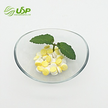 Passion fruit flavor candy stevia mint