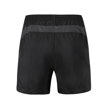 Mens Dry Fit Soccer Wear Short Comfort Black