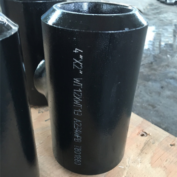 A234 WPB 4 Inch T Pipe