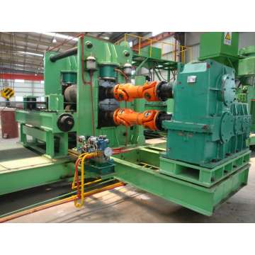 spiral steel pipe production line