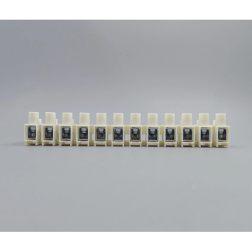 High temperature resistant polypropylene terminal block