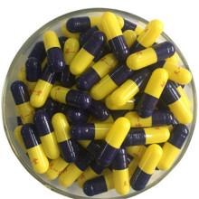 Empty Gelatin Color Capsules